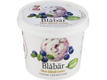 Blåbär - Gräddglassbägare 110 ml