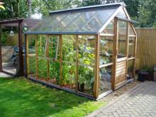Gabriel Ash Classic greenhouse 8