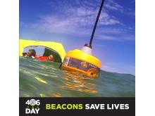Image - Ocean Signal - Ocean Signal SafeSea E100 EPIRB