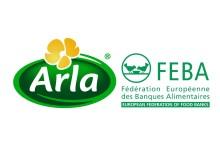 PM_Weniger Lebensmittelabfälle. Arla Foods geht Partnerschaft mit der Europäischen Föderation der Lebensmittelbanken ein