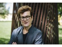 Meg Rosoff in Stockholm