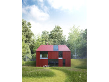 Nominerad Design S 2014, Arkitektur: Tind