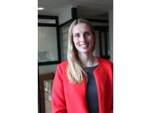 Cecilie Vatn, forsikringekspert på Capgemini Consulting