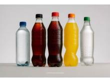 Coca-Cola Ruotsi ottaa  käyttöön 100% kierrätysmuovista valmistetut pullot kaikissa valmistamissaan juomissa