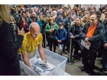 Säljstart på IKEA - BoKlok