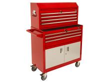 Gediget utbud av verktygsförvaring - skåp, bord och verktygsvagnar - hos Verktygsboden