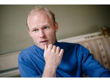 Psykologen Oskar Henrikson är en av årets alumner vid Linköpings universitet.