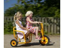 Cykeltaxi - säljs av Woodwork AB