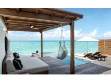Fairmont Maldives Sirru Fen Fushi – Water Villa Exteriors