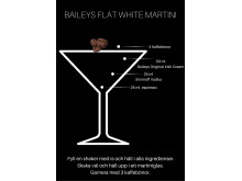 How to guide - Baileys Flat White Martini