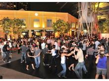 Clarke Quay dance