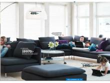 I IKEAS katalog finns det plats för fler!
