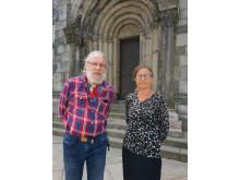 Anders Ödman och Maria Cinthio