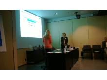 Heidi Lipponen ja Daniela Paro, Ellos yksityislaina