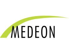 Medeons logotyp