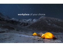 Projectplace: workplace of your choice