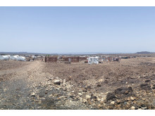 Camp_Afar Region, Etiopien