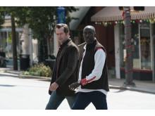 Hap (James Purefoy) og Leonard (Michael K. Williams)
