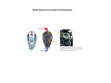 Hondas nya motor BF250 med världens första system för direktluftsintag