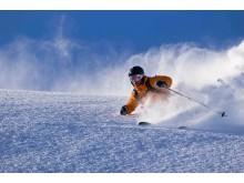 Skiing Riksgränsen - Off-piste