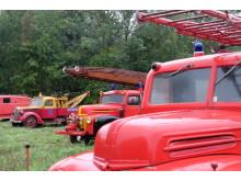 17 brandbilar i samlingen