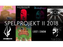 Spelprojekt II