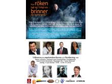 Program för lördag 13/7 klockan 10:30 - 12:30, Ungdomskonferens och föreläsning med Daniel Luthman