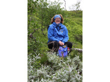 Skogsmulles stipendium 2012 Ylva Sandberg