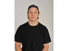 """Linus Wigren från Anders Ljungstedts Gymnasium i Linköping är ny finalist i """"SM för unga plåtslagare 2014""""."""