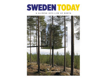Icon Brands omslag till IKEAs internmagasin Sweden Today