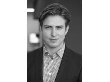 Fredrik Andersson, projektledare, Göteborgs Hamn AB