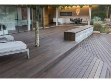 Private Terrasse bei Graz - Kebony Deck