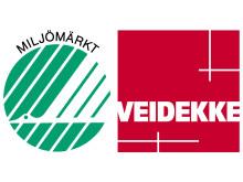Svanen och Veidekke loggor