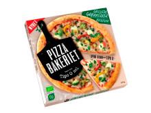 Pizzabakeriet Grillede grønnsaker