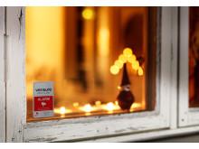 Desember er høytid for boligbranner