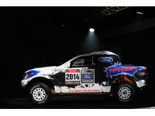 Ford Ranger Dakar-ralliin