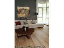 BKB Engineered Wood By Evorich~ Oak White Stone Royal Design