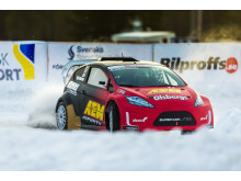 Vintersuccén RallyX On Ice flyttar in i Viasat Motor och Viaplay