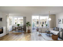 Lägenhet Tunnbindaregatan