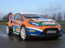 Nya Ford Fiesta Rallycross division 1 bil