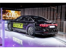 Audi Immersive In-Car Entertainment på CES 2019