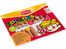 Scan Hot Dogs kalasbricka