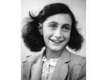 Anne fick en dagbok på sin 13-årsdag, 1942.