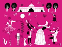 Kungliga Operan på Haga - Nationaldagen 2018
