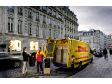 DHL er officiel logistik partner for Fashion Week i 10 lande