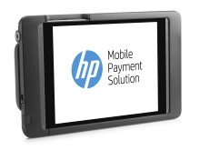 HP 8t Retail Jacket with Tablet right facing