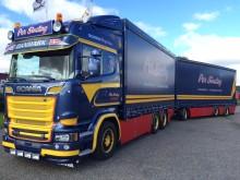 Ny Scania R 580 til Per Sinding i Farsø