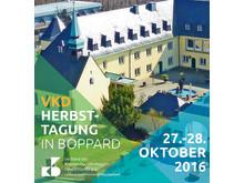VKD Herbsttagung der Landesgruppe Rheinland-Pfalz/Saarland