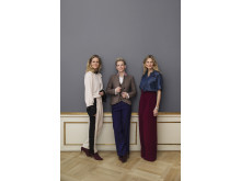 Pernille Møbjerg Knudsen, Alexa Bruun Rasmussen og Charlotte Møbjerg Ansel-Henry