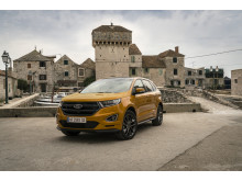 New Ford Edge - Le Fantome - Car and Cast 3
